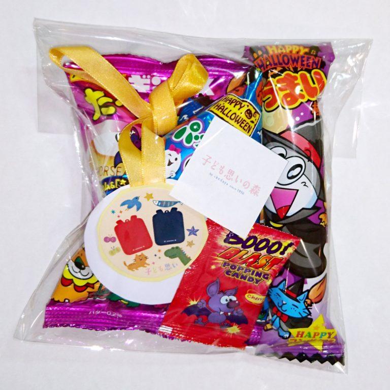 銀座店 ハロウィン ゲーム景品 お菓子